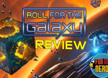 VIDEO GAME REVIEW – Roll For The Galaxy