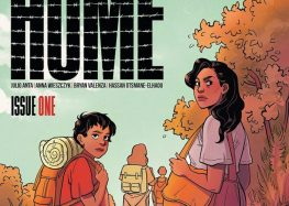 REVIEW: HOME – Issue 1 by @JulioAnta (Image Comics)